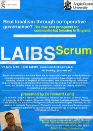 Real localism through co-operative governance (LAIBS Scrum)