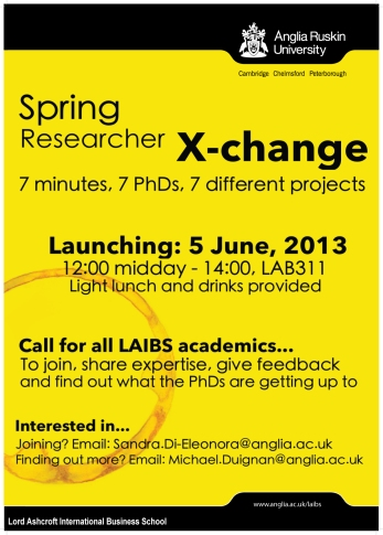Spring-Researcher-X-Change